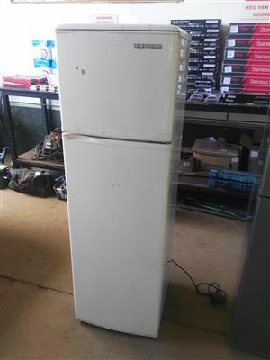 Telefunken double door fridge