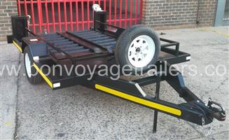 CUSTOM BIKE TRAILER FOR SALE