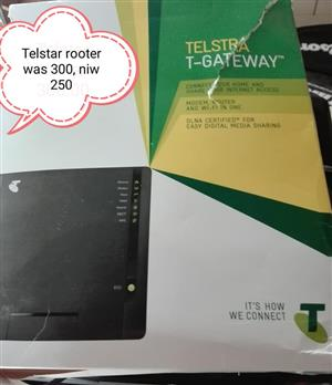 Telstra router for sale