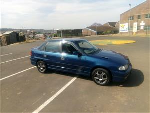 1997 Opel Astra 1.6 Sport