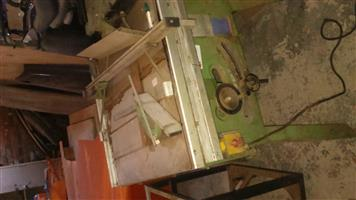 Table saw with all attachments for sale.