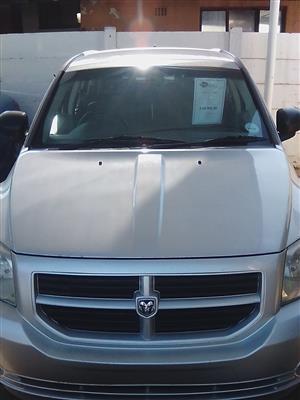 2007 Dodge Caliber 2.0 CRD SXT