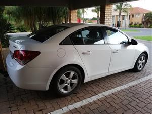 2011 Chevrolet Cruze sedan 1.6 L