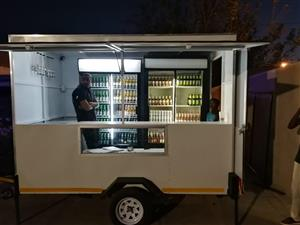 Mobile Bar to rent
