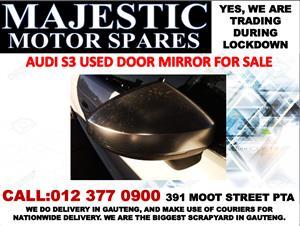 Audi S3 2.0 turbo used door mirrors for sale