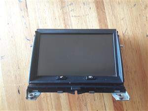 Land Rover Discovery 3 SAT-NAV screen for sale | Auto EZI