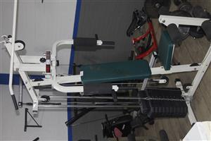 Trojan dominator home gym with no pin S037007A #Rosettenvillepawnshop