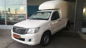 2014 Toyota Hilux single cab HILUX 2.0 VVTi P/U S/C