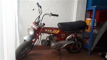 1974 Honda Dax