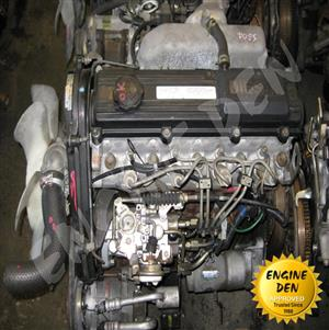 MAZDA/FORD 2L TURBO DIESEL RF USED ENGINE