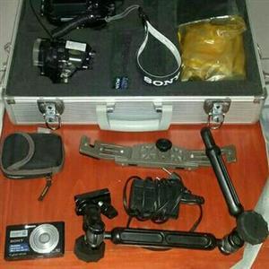 Underwater Scuba Camera