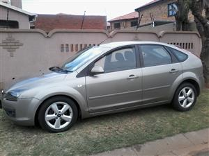2005 Ford Focus 2.0TDCi 5 door Si