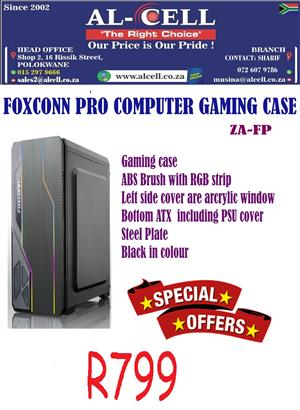 Foxconn Pro Computer Gaming Case