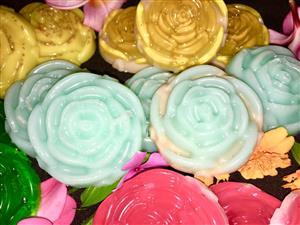 Verns spa delights  homemade glycerine soaps