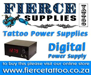 Tattoo Supplies - Tattoo Digital Power Supply