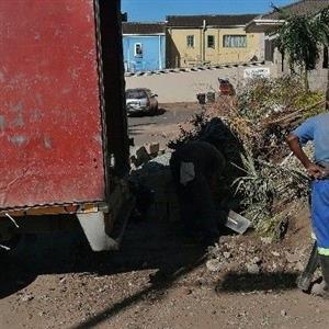 rubble removals service