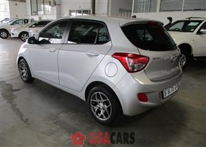 2014 Hyundai i10 1.25 Fluid auto