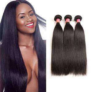 Brazilian , Peruvian , Malaysian hair