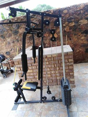 EVERLAST POWER HOME GYM FOR SALE