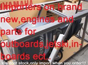 JETSKI/OUTBOARDS ENGINES YAMAHA/KAWASAKI/SUZUKI/HONDA/ECT...