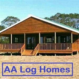 AA Log Homes