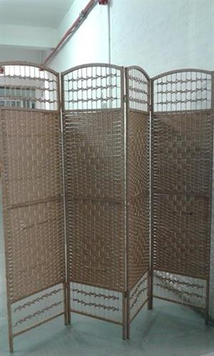 Screen Room Dividers (4 panels)