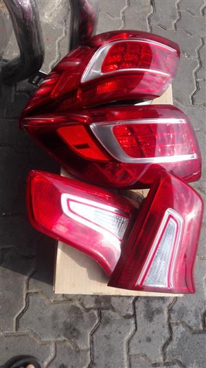 Auto Electrical Tail Lights