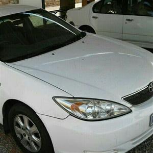 2004 Toyota Camry 2.4 XLi automatic