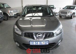2011 Nissan Qashqai 1.6 Acenta Limited Edition
