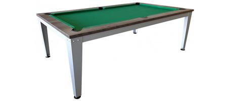 Patio Pool Table