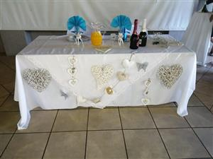 We can  work with a small budget and value for money.  We have a lot more to offer. Cater for weddings big or small a range you parties. Contact us for affordable quotation