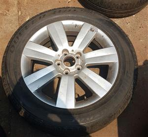 CHEV CAPTIVA USED WHEEL FOR SALE