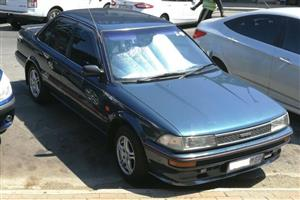 EXTREMELY RARE FIND - TOYOTA COROLLA 1991 GLS EXECUTIVE - only 130000km