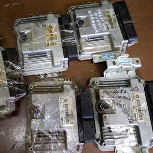 Mahindra computer boxes