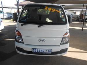 2014 Hyundai H-100 Bakkie 2.6D chassis cab