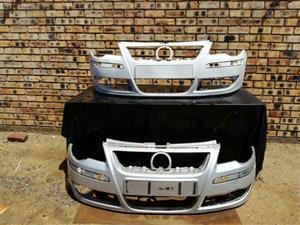 Volkswagen Polo 9n3 Front Bumper
