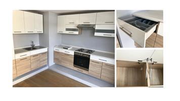 Flat Pack Kitchen Make Over