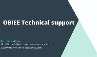 OBIEE Technical support