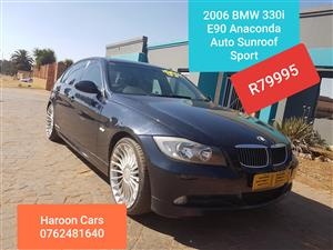 2006 BMW 3 Series 330e eDrive Luxury Line