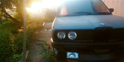 1983 BMW 5 Series sedan 520i A/T (G30)