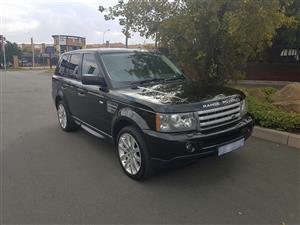 2009 Land Rover Range Rover Sport TDV8