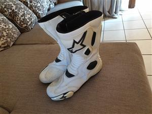 Alpinestar boots for sale
