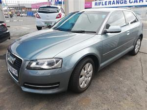 2011 Audi A3 1.4T Attraction