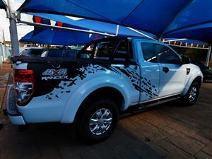 2013 Ford Ranger 3.2 4x4 XLS