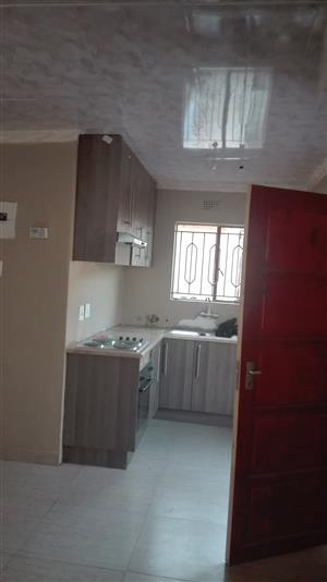 2bedroom house - leachville brakpan