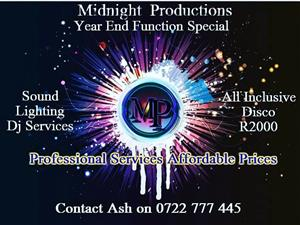 Sound Lighting mobile DJ hire events parties wedding