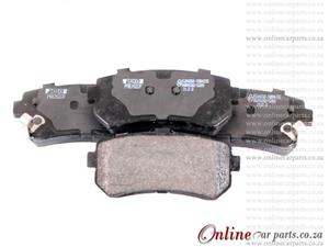 Hyundai Ix35 2011- Rear Brake Pads
