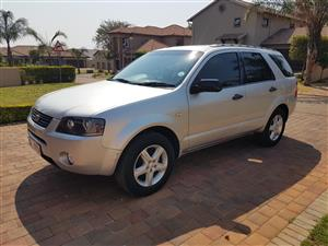 2008 Ford Territory 4.0 TX