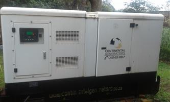 55 Kva cummins generator
