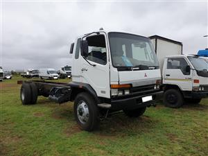 Used 2008 Fuso FM 14.213 for sale